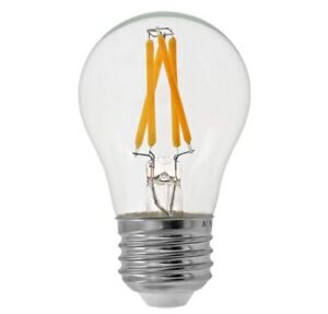 6pcs Dr.Lamp Dimmable LED Filament Bulb A15 3W Replacement 40W Incandescent