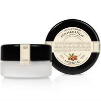 Mondial Luxury Italian Shaving Cream Almond In Jar 150ml