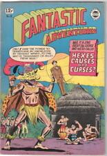 Fantastic Adventures Comic Book #16 Super Comics 1964 Fine+