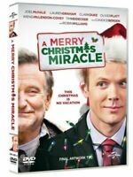 A Merry Christmas Miracle DVD (2014) Robin Williams
