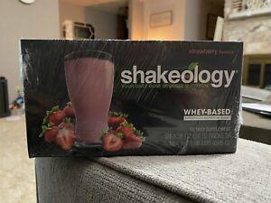 Shakeology Strawberry