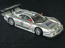 Maisto Mercedes CLK-GTR GT1 1998 1:18 #2 Zonta / Ludwig FIA GT (MCC)