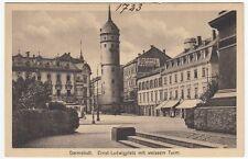 Ansichtskarten aus Hessen mit dem Thema Turm & Wasserturm