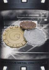 Star Wars Last Jedi S2 Item & Artifacts Chase Card IA-19 Precious Metal Cantoc