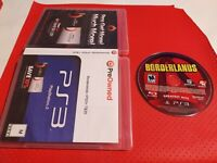 Borderlands 1 Sony PlayStation 3 PS3 2009 Pre Owned Brand 2K Games Greatest Hits