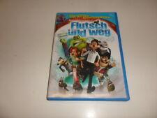 DVD  Flutsch und weg