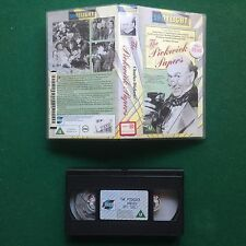 VHS Film THE PICKWICK PAPERS CHARLES DICKENS' Antony Hopkins (1992) SPT 71011