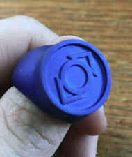 Indigo Lantern Plastic Ring Blackest Night NEW Green DC Comics