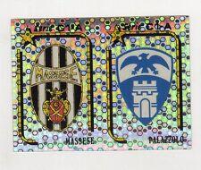 figurina CALCIATORI PANINI 1992/93 NUMERO 511 SCUDETTO MASSESE - PALAZZOLO