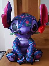 More details for stitch crashes disney beauty and the beast january 1/12 soft plush teddy toy nwt