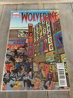 Wolverine #300 Geof Darrow Wraparound Variant Cover Marvel Comics 1:25 NM RARE