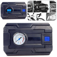 Digital Display Air Pump Tyre Tire Inflator Compressor Car Auto Motorcycle Tool
