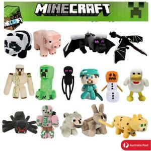 Minecraft Creeper Plush Toys Stuffed Animal Soft Plush Kids Birthday Gift AU