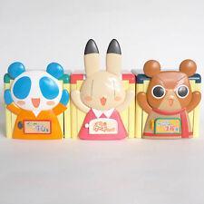 Sega Toys Animal Yokocho Stores set - Rabbit , Panda , Grizzly