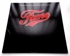 Fame Soundtrack 1980 MGM 3080 Dance 33rpm Vinyl LP Gatefold VG++