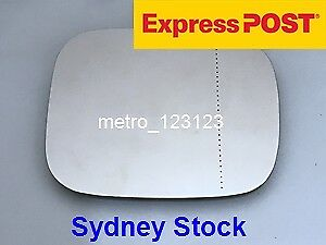 RIGHT DRIVER SIDE VOLVO XC90 2006-2015 HEATED MIRROR GLASS