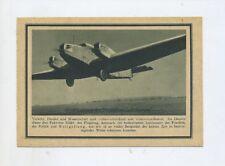 1926 Dt. Reich  Werbekarte Dt. Luftfahrt Verband Lufthansa Junkers G24