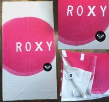 Toalla Roxy - Blanca / rosa - PVP 35 € - nueva - autentica - towel