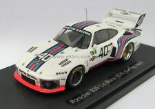 """Porsche 935 Turbo #40 """"Class Winner Le Mans"""" 1976 (Ebbro 1:43 / #43970)"""