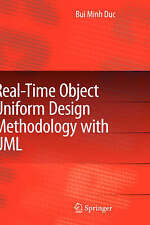 Real-Time Object Uniform Design Methodology with, Bui Minh Duc, New