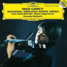 David Garrett - Beethoven: Violin Sonata No.5 [New CD]