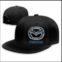 New Hot Edition!!Mazda Logo Custom Baseball Cap hat