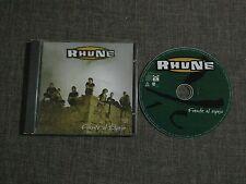 CD RHUNE - FRENTE AL ESPEJO - MUSICBUS - KUTXI ROMERO - EL DROGAS - BARRICADA