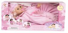 Interaktywna lalka BOBAS ze smoczkiem - śpi, ssie smoczka, mówi