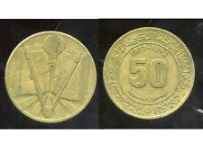 ALGERIE ALGERIA 50 centimes 1973  ( bis )