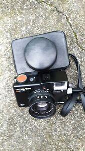 AGFA Optima 1035 Sensor Analoge Kamera Electronic 1:2.8 / 40mm Vintage Kamera