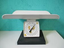 Sunbeam Nursery Baby Scale Made in Usa Vintage Vtg-S2