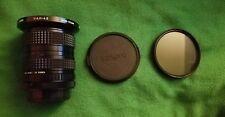 Samyang f=18-28mm  1:4.0-4.5 fish eye lens