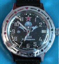 Wrist Automatic Watch VOSTOK KOMANDIRSKIE airborne troops commander VDV 921288