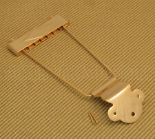 TP-0410-002 Diamond Gold Trapeze Tailpiece Hollow Body Jazz Gibson Guitar