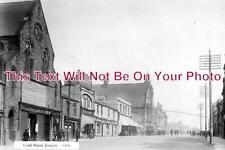 DU 649 - Front Street, Consett, County Durham - 6x4 Photo