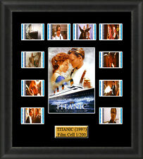 Titanic (1997) Film Cell Memorabilia FilmCells Movie Cell Presentation