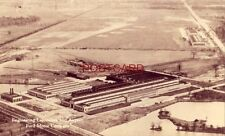 DEARBORN, MICH ENGINEERING LABORATORY AND AIRPORT where Ford Tri-motors are madE