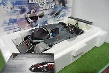 MERCEDES SAUBER C9 STANDOX LIQUID SILVER 1/18 EXOTO RLG18199 voiture miniature