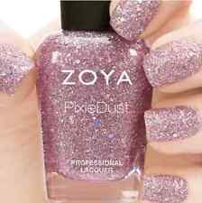 ZOYA Magical PixieDust ZP719 LUX rose quartz sparkle nail polish~PIXIE DUST *NEW