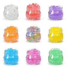 5 Bags Crystal Soil Beads Mud Water Jelly Gel Ball Wedding Decor Vase Filler