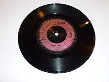 "ROXY MUSIC - Angel Eyes - 1979 UK injection moulded label 7"" vinyl single"