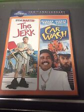 The Jerk / Car Wash  (DVD)