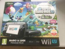 Console Nintendo Wii U Premium 32Go  Boxed no inserts A8