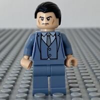 LEGO Bruce Wayne Minifigure from 6860 Batman Super Heroes - sh026