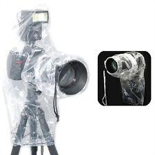 JJC RI-4C 2PK Raincover for DSLR & Lens Up to 13.5'' with a 6.5'' Lens Diameter