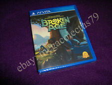 LIMITED RUN GAMES PS VITA ///Broken Age\ BRAND NEW SEALED