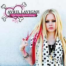 AVRIL LAVIGNE THE BEST DAMN THING Limited Gatefold Numbered (No006) Pink 180g LP