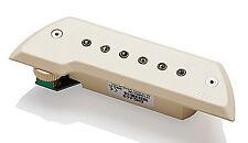 EMG ACS Acoustic Guitar Active Magnetic Soundhole Pickup w/Volume & Jack, IVORY