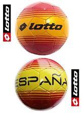 Pallone da Calcio in PVC. TATTOO FB900 II FLAME/YELLOW. LOTTO - ESPANA. Taglia 5