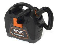 RIDGID WD0319 18V Cordless Wet/Dry Vacuum Cleaner